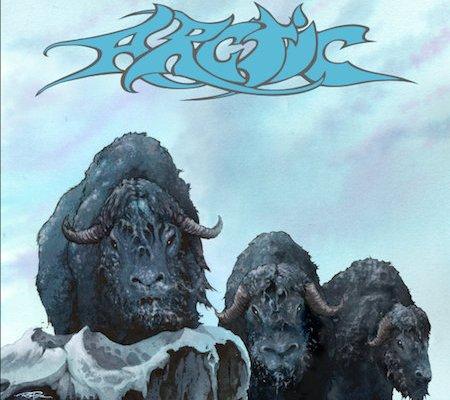 Arctic self-titled album cover
