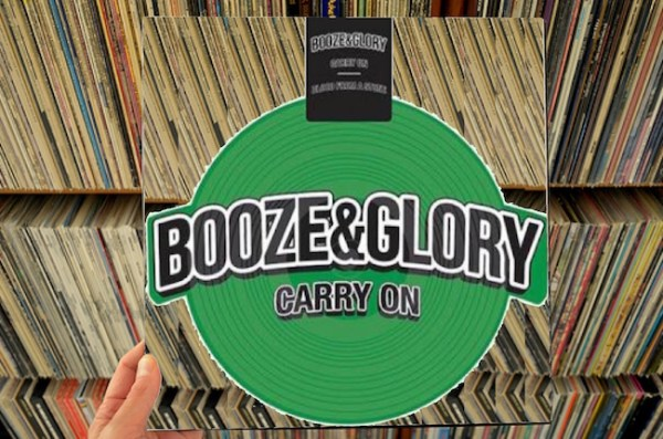 Booze & Glory Carry On single