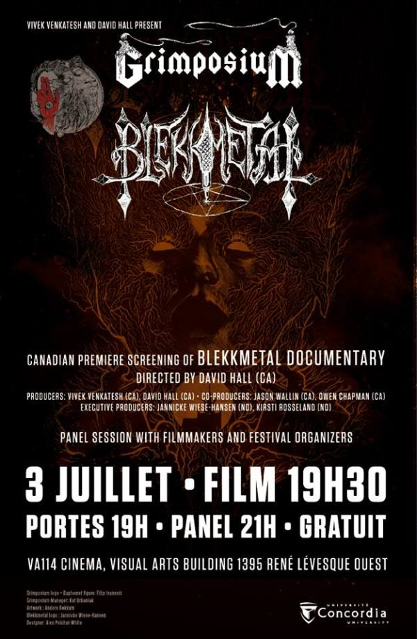 blekkmetal film screening