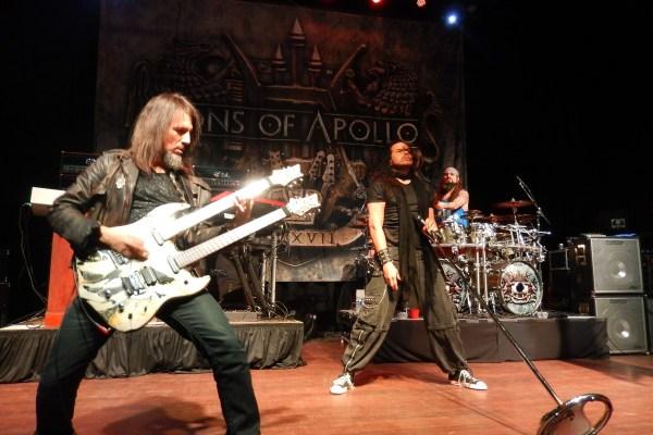 Sons of Apollo live in Buffalo