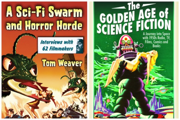 Sci-Fi Swarm + Golden Age of Sci Fi