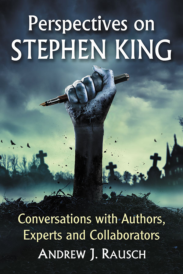 Perspectives on Stephen King book cover