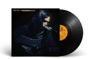 Neil Young – Young Shakespeare LP