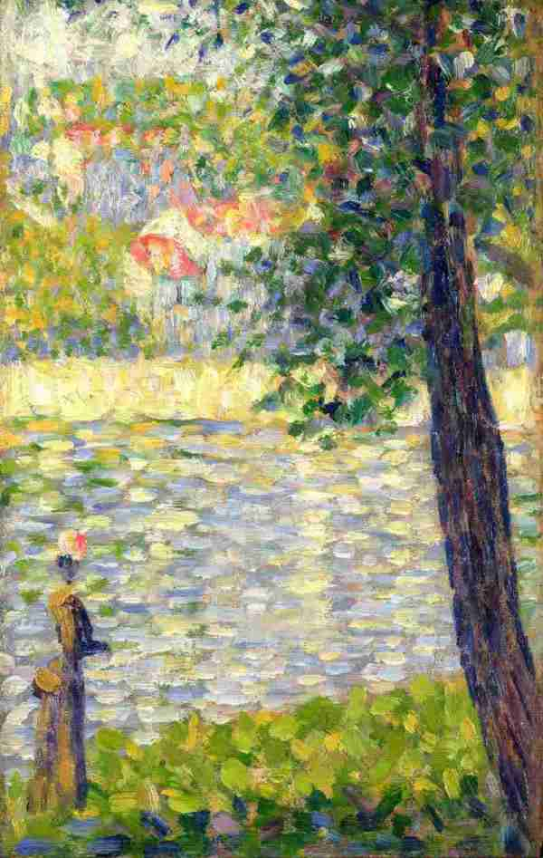 Paintings by Georges Seurat