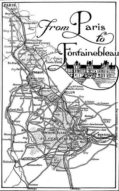 Royal Palaces and Parks of France, Milburg Francisco