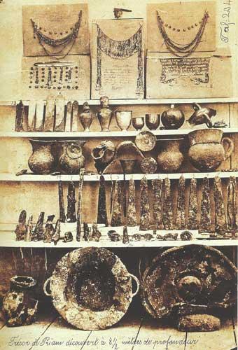 Resultado de imagen de el tesoro de priamo