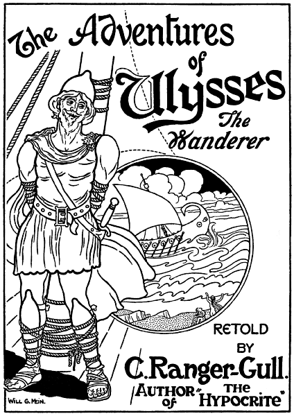 The Adventures of Ulysses the Wanderer, by Cyril Arthur