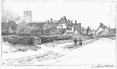 Highways and Byways in Cambridge and Ely, Edward Conybeare