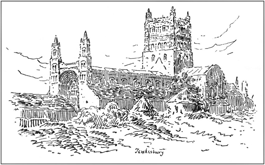 Bell's Cathedrals: The Abbey Church of Tewkesbury , H. J
