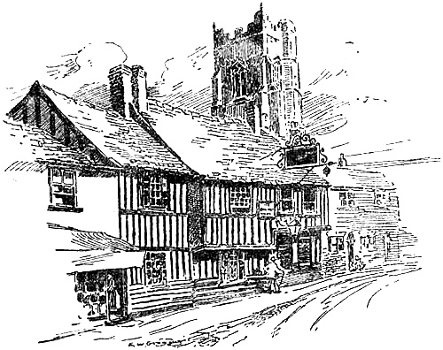 Old Country Inns of England, Henry P. Maskell and Edward W