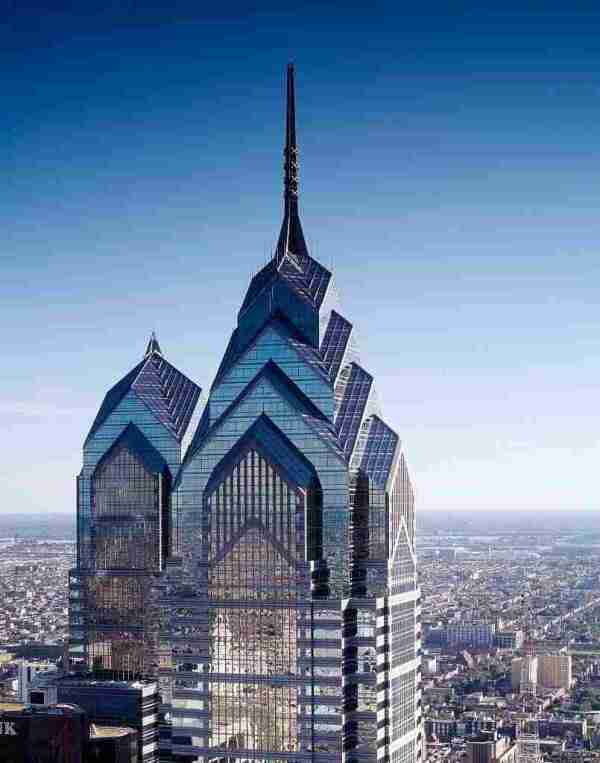 One Liberty Place Philadelphia