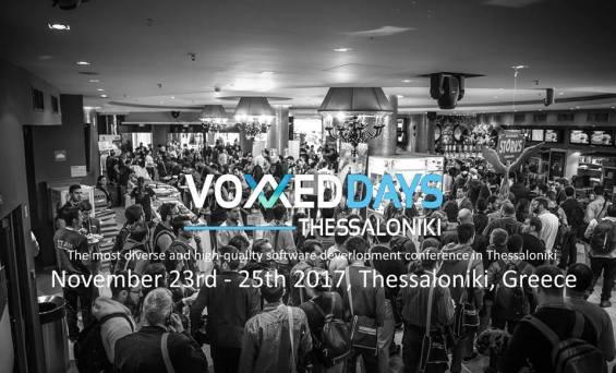 second day Voxxed Days Thessaloniki