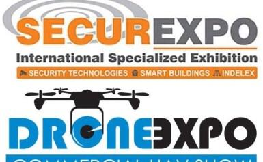 ΜΑΖΙ ΜΕ ΤΗΝ SECUREXPO & Η DRONE EXPO