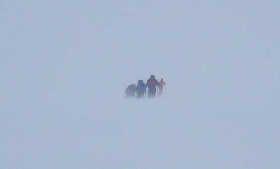 Συνέχεια της εκπαίδευσης των ορειβατών της 8ης ΕΜΑΚ