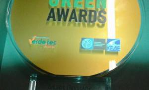 GREEK GREEN AWARDS 2018  βραβεύτηκε ο Δήμος Πεντέλης