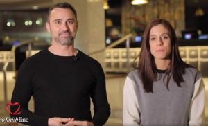 Στεφανίδη και Καπουτζίδης σας προσκαλούν με video στο No Finish Line της Αθήνας!