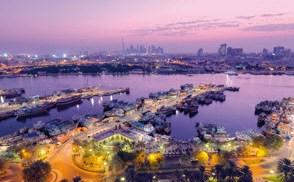 Η DMCA παρουσιάζει την κινητήριο δύναμη της οικονομίας του Ντουμπάι στα Ποσειδώνια 2018