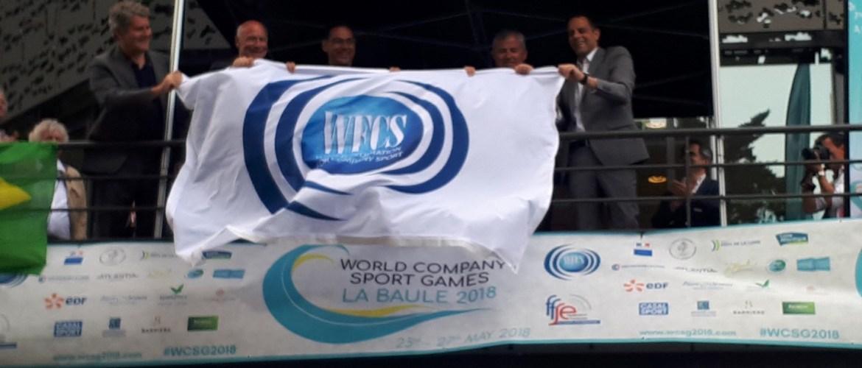 Η Ελλάδα παρέλαβε τη διοργάνωση των Παγκόσμιων Αγώνων Εργασιακού Αθλήτισμού