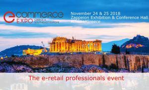eCommerce Expo2018.Οιεγγραφέςξεκίνησαν