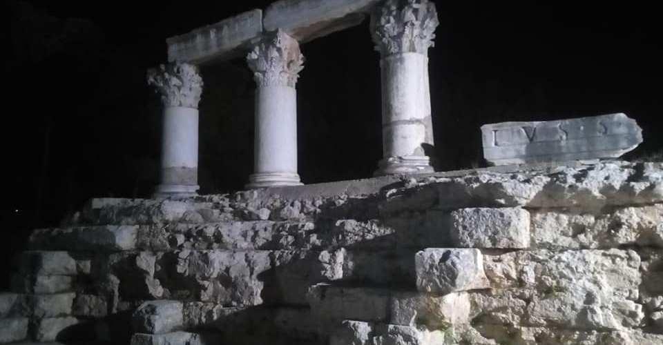 Η Περιπατητική Φιλοσοφική Σχολή της Κίνησης Οργανικότητας Κοσμόπολις στον πανέμορφο Ακροκόρινθο