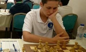 O Ευγένιος Ιωαννίδης είναι πανάξια ο Πρωταθλητής Ευρώπης Νέων (Ο-18) για το 2018 στο σκακι