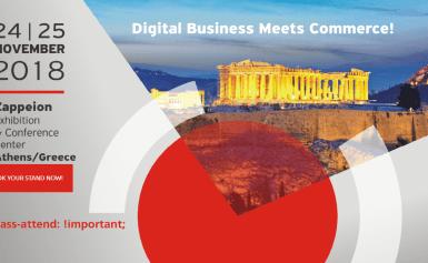 ΗeCommerce Expo Greece & Southeast Europe είναι το κορυφαίο γεγονός για τοηλεκτρονικό εμπόριο και τις τεχνολογίεςστηνΕλλάδα και την ευρύτερη περιοχή.