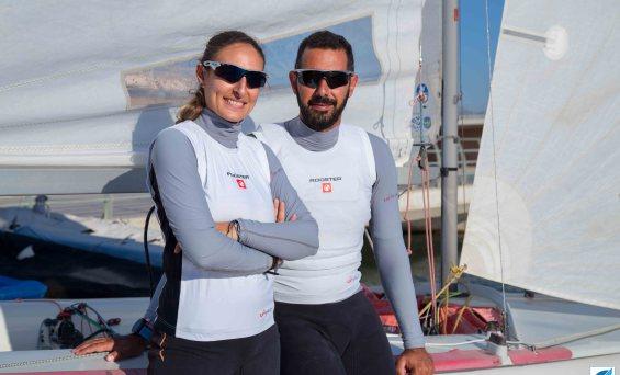 Παπαδοπούλου – Μούγιος: Το πρώτο μικτό ελληνικό πλήρωμα 470 στο Sailing Marathon