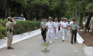 Τελετή Απονομής Πτυχίων των Αποφοίτων του 188ου Σχολείου Υποβρύχιων Καταστροφών