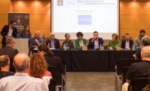 Η επίσημη παρουσίαση της διοργάνωσης πραγματοποιήθηκε τη Δευτέρα 8 Οκτωβρίου στο Συνεδριακό Κέντρο «Ι. Βελλίδης»Protergia 7o Διεθνή Νυχτερινό Ημιμαραθώνιο Θεσσαλονίκης
