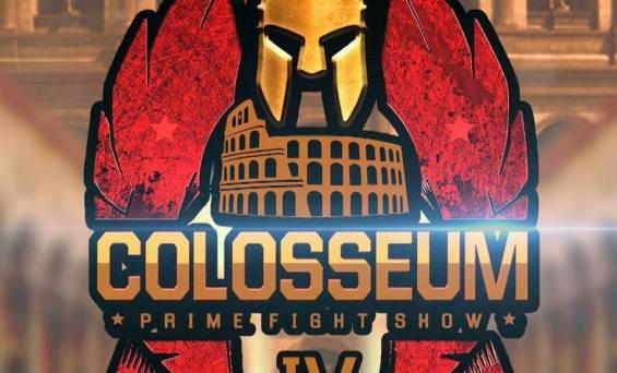 Ανακοινώνουμε οτι θα στηρίξουμε ως Χορηγός Επικοινωνίας το Colosseum Fight Show