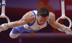 Tρίτο συνεχόμενο χρυσό σε Παγκόσμιο Πρωτάθλημα O Λευτερης Πετρουνιας