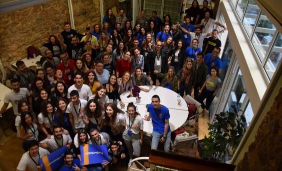 ethelon Days: H generation V, μία νέα γενιά εθελοντών, είναι εδώ και ακούστηκε δυνατά! Βιντεο