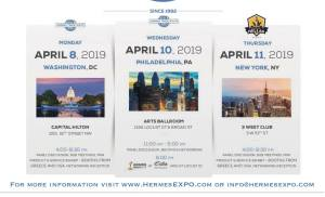Hermes Expo International – Greek companies seek out U.S. marketsVisit our mini food show!