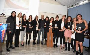 Μία φαντασμαγορική Εκδήλωση οργάνωσε ο Σύλλογος Ελλήνων Ολυμπιονικών προκειμένου να κόψει την Πρωτοχρονιάτικη Πίτα του