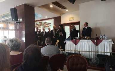 Σύνδεσμος Ελλήνων Βατραχανθρώπων :κοπή πίτας στα Ιωάννινα