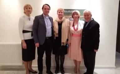 Με μεγάλη επιτυχία πραγματοποιήθηκε στη πρεσβεία της Ουκρανίας στην Ελλάδα, παρουσία του Πρέσβη κ. Shutenko Sergii