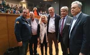 Πραγματοποιηθηκε με επιτυχία το Διεθνές Συνέδριο για τον Εγκέλαδο