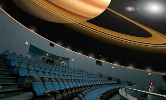 Το Νέο Ψηφιακό Πλανητάριο του Ιδρύματος Ευγενίδου προσκαλεί το κοινό στην προβολή της παράστασης «Το Μέλλον στο Διάστημα».