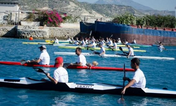 Τετρακόσιοι αθλητές και αθλήτριες στους αγώνες Κάνοε Καγιάκ και SUP