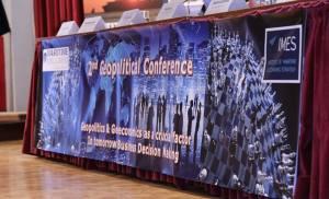 Με μεγάλη επιτυχία έγινε το 2ο Γεωπολιτικό Συνέδριο που συνδιοργάνωσαν το μηνιαίο Ναυτιλιακό περιοδικό Maritime Intelligence και το Ινστιτούτο Ναυτιλιακής και Οικονομικής Στρατηγική