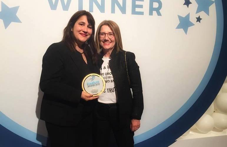 Mία ακόμα σπουδαία διάκριση για τον Μαραθώνιο Ρόδου αποτελεί το Χρυσό Βραβείο που κατέκτησε η Περιφέρεια Νοτίου Αιγαίου για τη διοργάνωση του αγώνα του Διεθνή Μαραθώνιου της Ρόδου