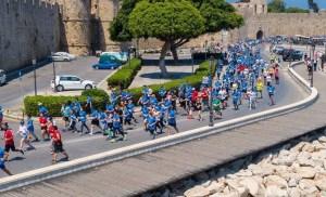 Ρεκόρ με δρομείς από 46 χώρες στο 6ος  Διεθνής Μαραθώνιος της Ρόδου