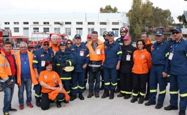 Πραγματοποιήθηκε, σήμερα Πέμπτη 18 Απριλίου, άσκηση σεισμού, με την κωδική ονομασία «ΣΕΙΣΙΧΘΩΝ 2019» στο Δήμο Ελληνικού Αττικής.