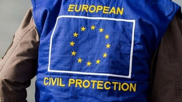 Ενημέρωση για τη συμμετοχή της χώρας μας στο RescEU του Ευρωπαϊκού Μηχανισμού Πολιτικής Προστασίας