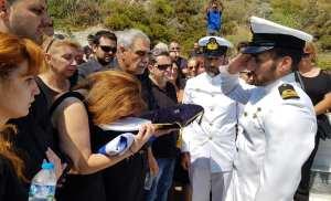 Κηδεία Αρχικελευστής ΟΥΚ Μηνάς Καμαράτος
