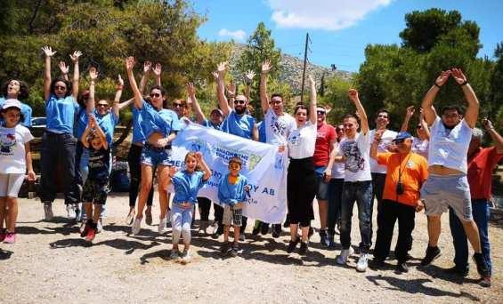Μία ακόμα φανταστική δράση ολοκληρώθηκε γεμάτη ενθουσιασμό Ημέρα Εθελοντισμού ΑΒ 2019