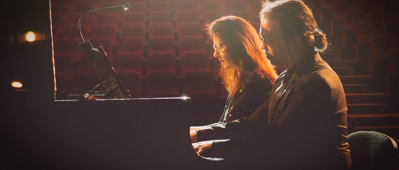 ΣΥΝΗΧΗΣΕΙΣ 2019  EAST MEETS WEST  Piano for two
