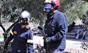 Διεξήχθη με μεγάλη επιτυχία, Άσκηση Σεισμού και Φωτιάς στο Γηροκομείο Αθηνών