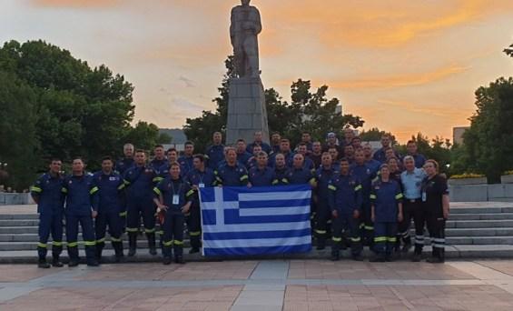 Συμμετοχή του Πυροσβεστικού Σώματος σε άσκηση του Ευρωπαϊκού Μηχανισμού Πολιτικής Προστασίας – EU ModEX 2019