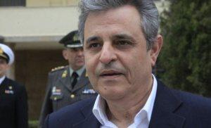 Tην παραίτησή του από τη θέση του ΓΓ Πολιτικής Προστασίας υπέβαλε σήμερα ο Γιάννης Ταφύλλης